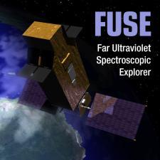 FUSE Mission Image