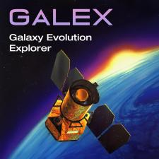 GALEX Mission Image