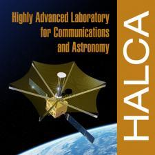 HALCA Mission Image