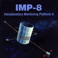 IMP-8 Mission Image