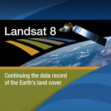 earth science, landsat 8, mission