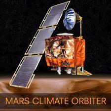 Mars Climate Orbiter Mission Image