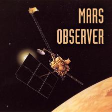 Mars Observer Mission Image