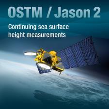 OSTM-JASON 2 Mission Image