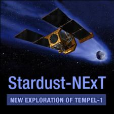 Stardust NExT Mission Image