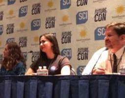 Brett Denevi, Nayi Castro, and Tim Livengood