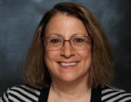 Portrait photo of Professor Lynn Cominsky