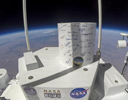 Image from NASA RadX balloon