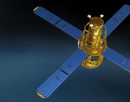 Image of NASA Spacecraft RHESSI