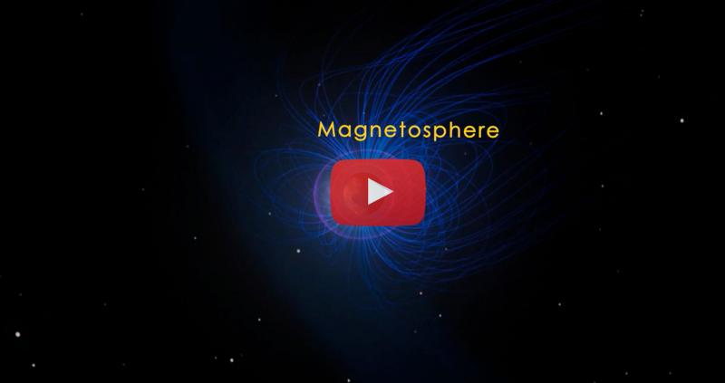 Earth's Magnetosphere Poster