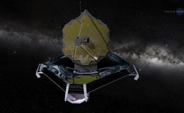 Next Great Space Telescope Poster