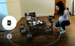 Free Spacecraft AR app uses Google ARCore technology