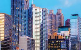 Photo of Atlanta's cityscape