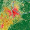 Portland satellite image