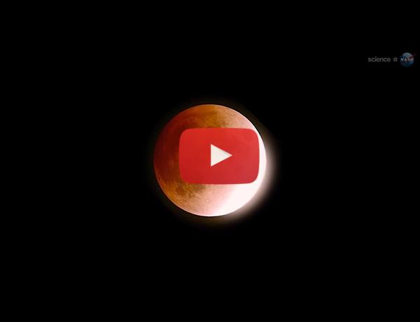ScienceCasts: A Colorful Lunar Eclipse