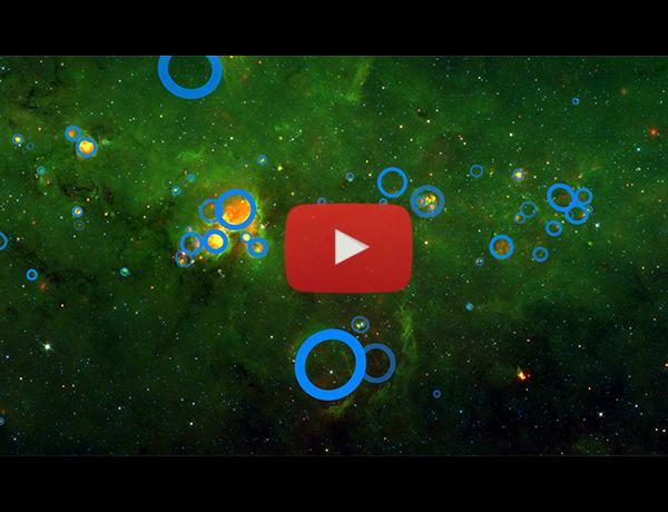 ScienceCasts: Citizen Scientists Discover Yellow Balls in Space