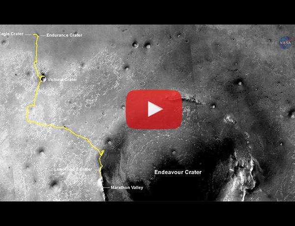 ScienceCasts: The First Martian Marathon
