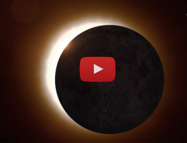 Southern Hemisphere Solar Eclipse Poster