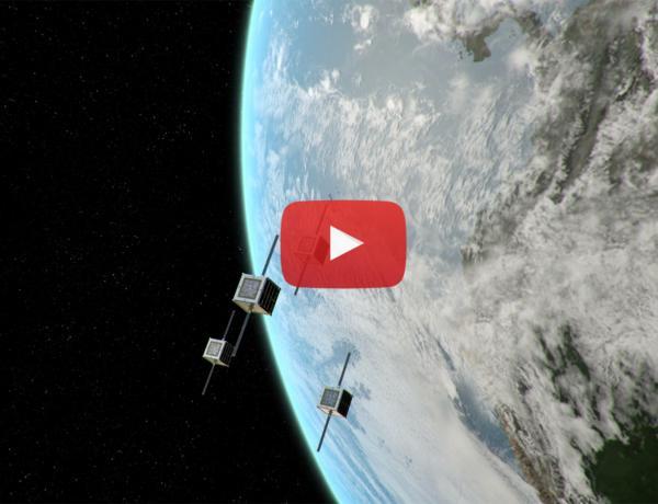 NASA Embraces Small Satellites Poster