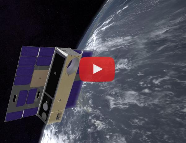 Small Satellites yield Big Discoveries Poster