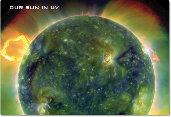 ultraviolet light astronomy - photo #25
