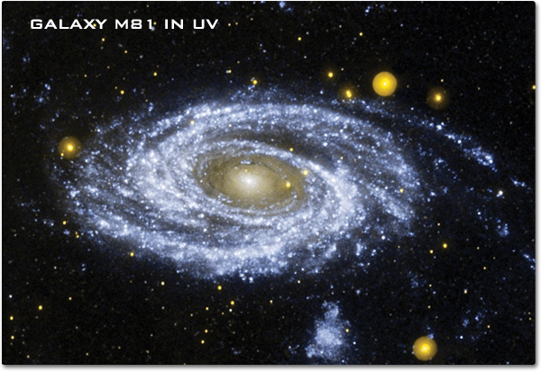 ultraviolet light astronomy - photo #21
